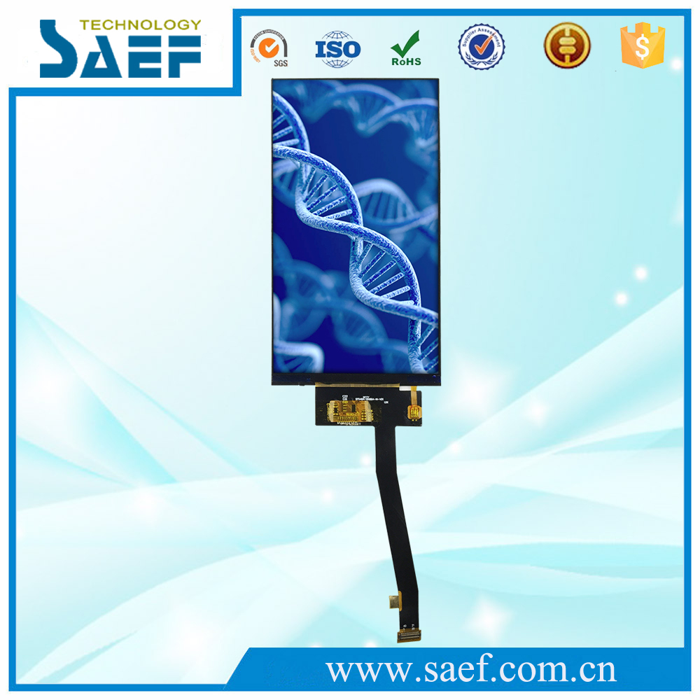 mipi interface 5 inch IPS TFT screen 720x1280 lcd display module with Capacitive touch screen
