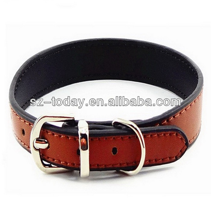2014 new and minimalistic brown color pet collar alarm