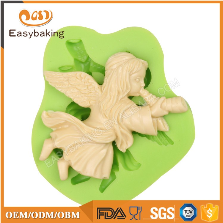 ES-1905 Fondant Mould Silicone Molds for Cake Decorating