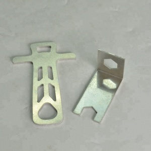 high quality clear anodized stamping aluminum punched parts