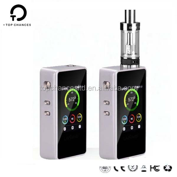 MOD BOX 200WATT laisimo hot sale L1 200w 150w 200w Box Mod E Cig
