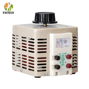 Manufacturer 1000VA Automatic Alternator Voltage Regulator ,(Variac) Single Phase AC Analog Meter Display