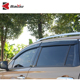 auto window visor side rain guard deflectors for car