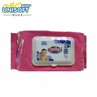 Wholesale Inexpensive High Grade Quality Natural Wet Wipe Manufacturer from China