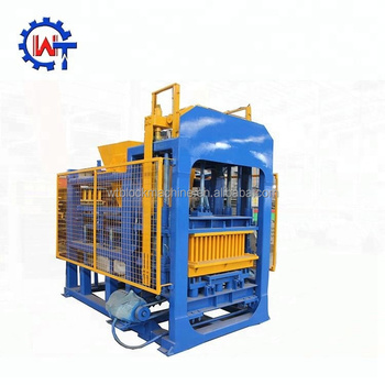 Qt6-15 Block Machine Manufacturer How Much Does A Cinder Cost With Good  Service - Buy How Much Does A Cinder Block Cost,How Many Cinder Blocks On A