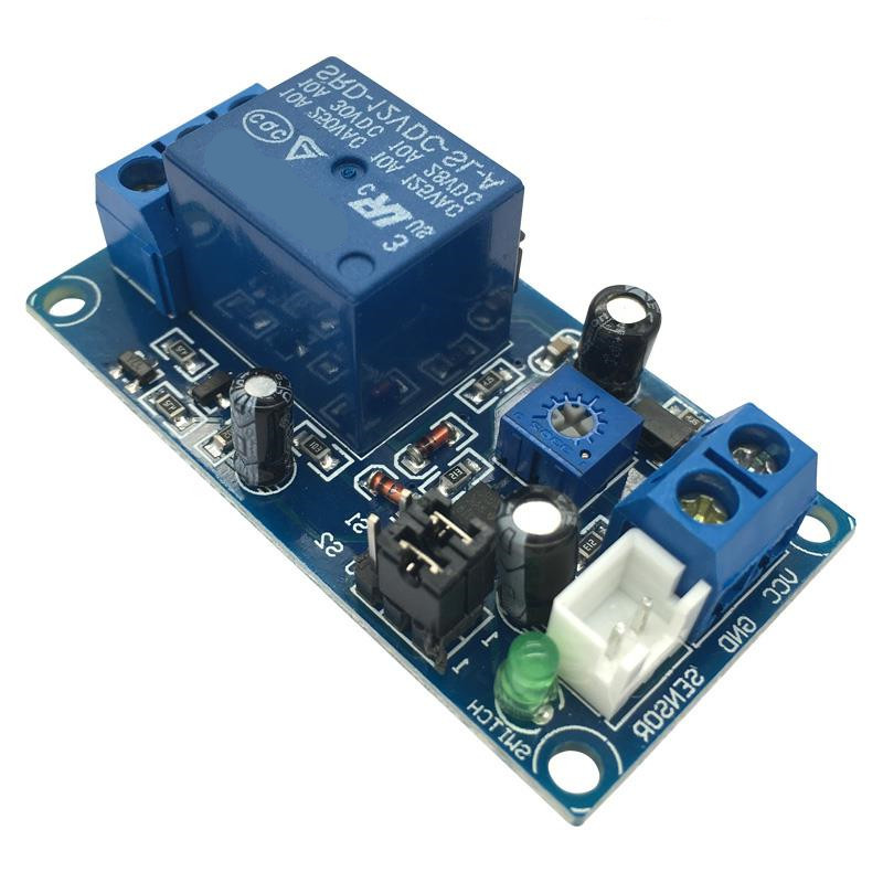 adjustment 1-200 seconds Repeat Cycle time timer 220v 12V 10A Delay relay switch Module