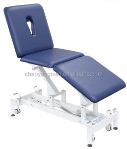 Hospital equipment 3 Section Hi-Low Electric Examination Medical Couch CY-C108