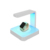 Cell Phone With Charging For Sumsung S6 Mini Usb Travel Sanitizer Disinfection Autoclave Uv Sterilizer Box