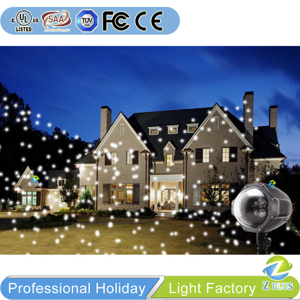 Outdoor LED Falling Snow Light for Christmas <strong>Decoration</strong>