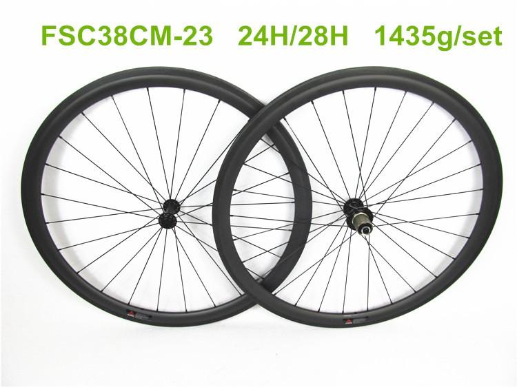 Sapim cx-ray Carbon Tubular Front Wheel 50mm Road Bike UD Matt 700C Rim basalt
