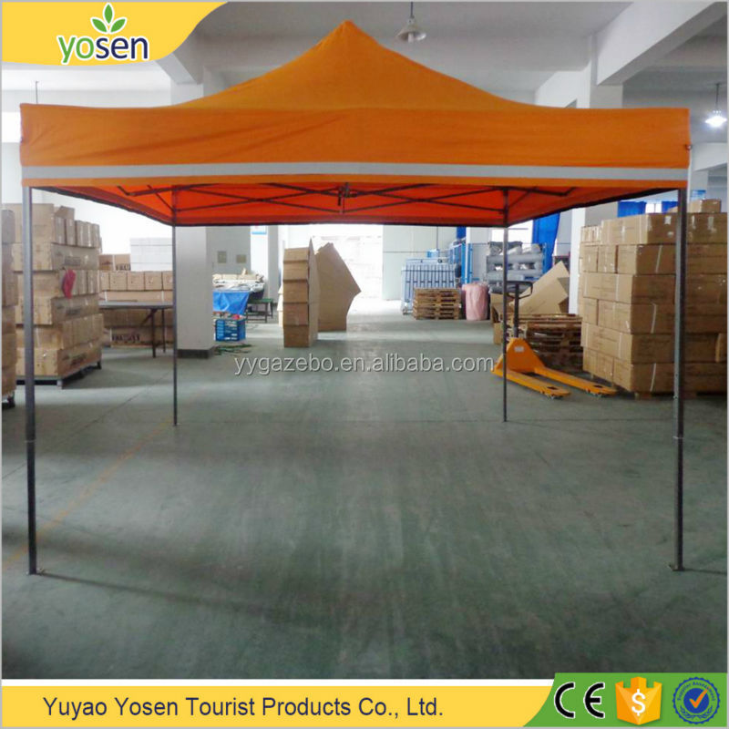 polyester and oxford is optional gazebo tent