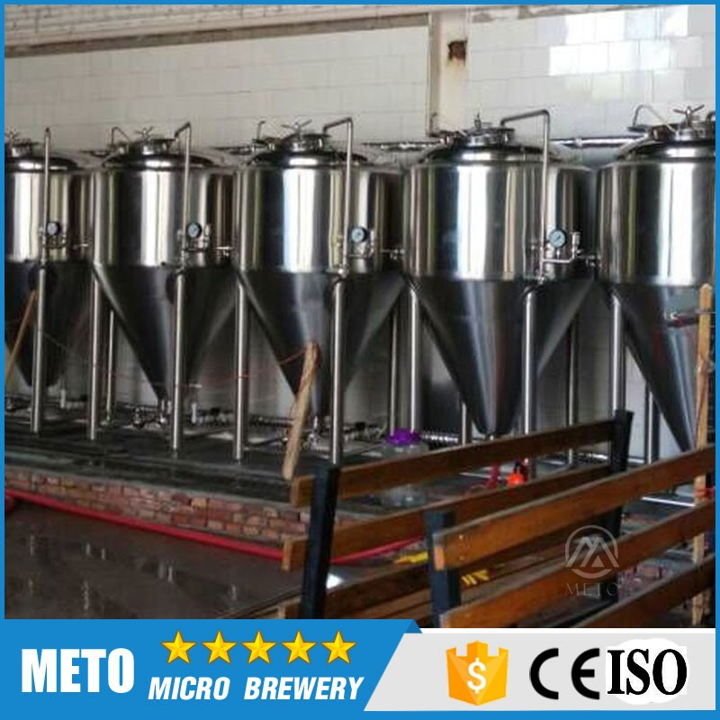All grain electric heating brewery brewing micro beer making 5bbl fermentation containers for sale