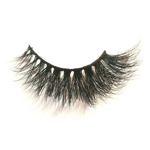 Hot sale real mink natural eyelash custom mink eyelash extensions private label wholesale mink 3d eyelash with fast shipping