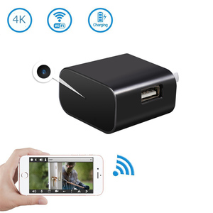 Hot selling 2018 Hidden Spy Camera Wireless USB Charger Mini Cam HD 1080P Home Security Camera with WiFi Remote View