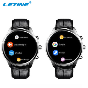 X5 Air SIM Card Android Bluetooth 3G 4G Smart Mobile Watch Phones With GPS WIFI 2GB Ram 16GB ROM Heart Rate Monitor Smartwatch