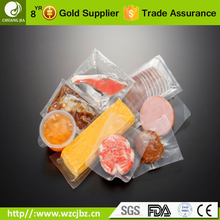 500g 1kg high quality materials food plastic freezer packing pouch vacuum sealer bag pe pa