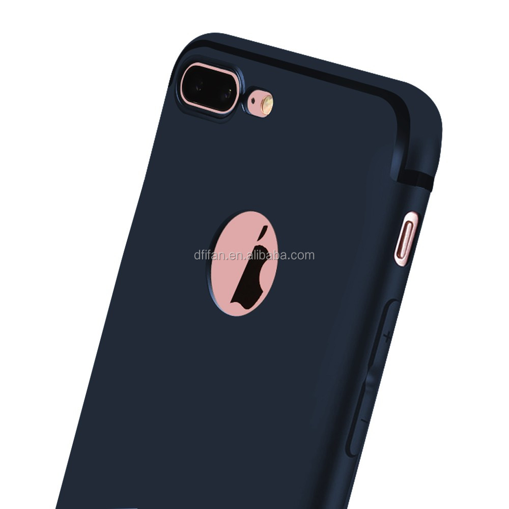 DFIFAN High quality Phone Case for iphone 7 , soft tpu cover case for iphone 7 plus
