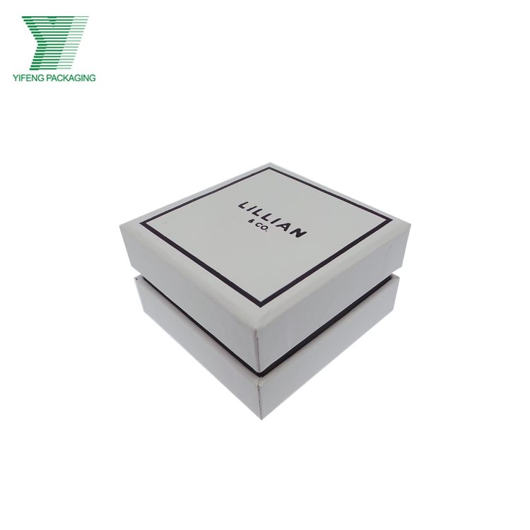 Unique Jewelry Gift Boxes With Custom Logo Printed For Ring Necklace Bracelet Jewelry Packaging box With Black Foam Insert
