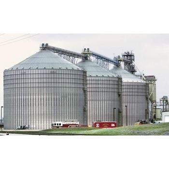 Corrugated Steel Grain Silo Price,Grain Storage Silo System With Grain  Dryers Turnkey Solution - Buy Grain Silo Price,Grain Silo For Sale,Grain