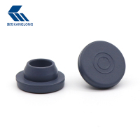 Novel Item Pharmaceutical rubber cap 20mm rubber stopper for Freeze dry bottle