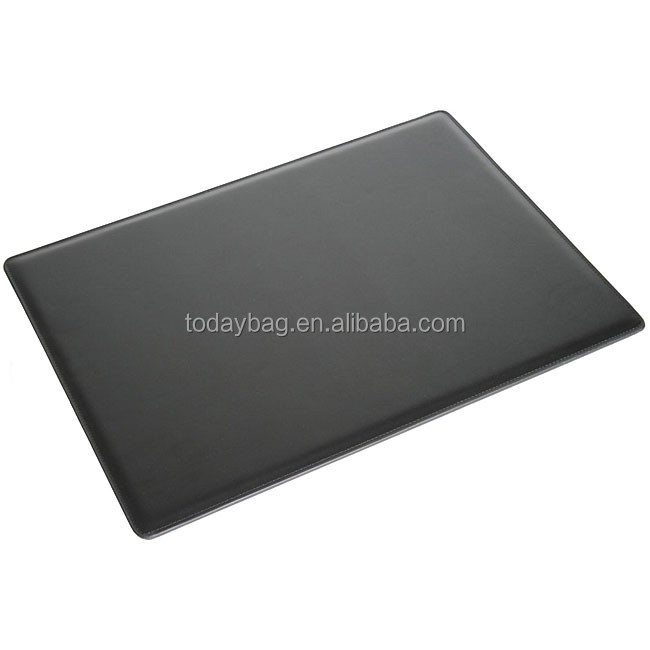 Wholesale Leather Desk Paper Writing Pad Mat for Conference Room