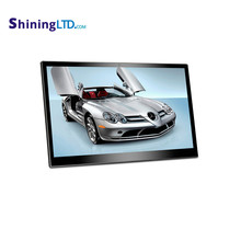 Ultra slim 14 pulgadas led pantalla <span class=keywords><strong>tableta</strong></span> android para tienda/mercado