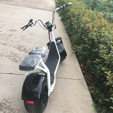 Green Travel-Eco-friendly Electric Scooter Fahion Style 2 Wheel off Road Hyraulic disc brakes Electric Autobike