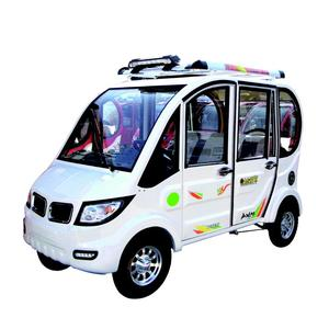Electric Passenger Car/e rickshaw/ electric tricycle with enclosed driving cab/pedicab