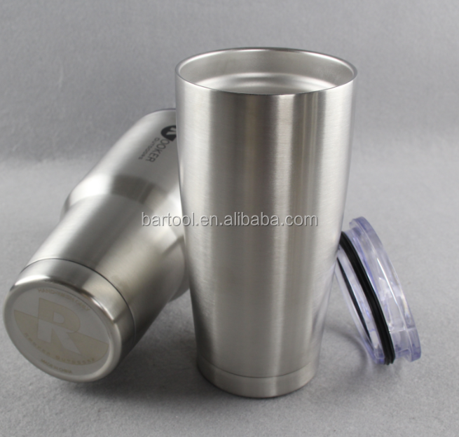 20oz Stainless Steel Beer Can Tumbler for Car