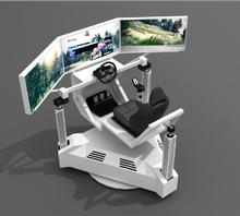 VR athletic auto games vr racing motorcycle car racing game equipment