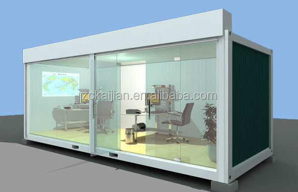 Prefabricated Living Container House/Dormitory
