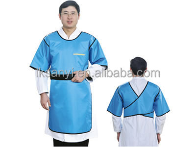 Ce X-ray Protective Aprons Radiation Protection Cloth Chinese X ...