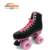 High quality 4 wheels retractable quad roller skate shoes for sale