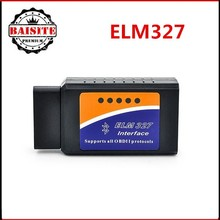 Best Quality V1.5 Firmware ELM327 Bluetooth for Android Torque OBD2 Diagnostic T ELM 327 Bluetooth obd2 scanner with PIC18F25K80