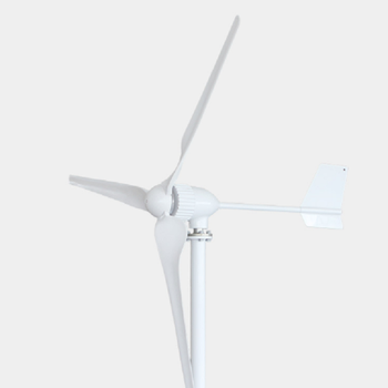 High quality 1KW horizontal axis folding protection wind turbine
