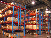 metal selective Warehouse pallet rack manufacturer made in china