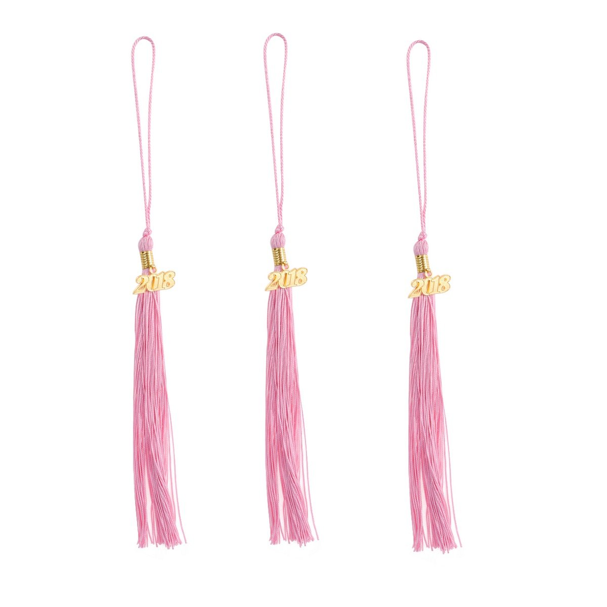 Buy JANOU 2018 Graduation Gown Tassels Accessory for Graduation ...