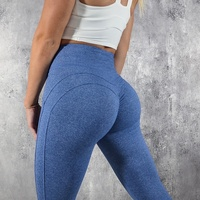 High Waist Push Up Bunch Fitness Sports Pants Body building Yoga Leggings