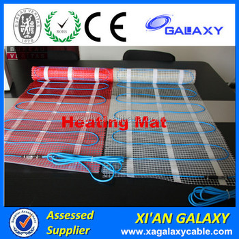 Electrical Outdoor Driveway Snow Melting Mat 230v Floor Heating ...