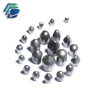 cemented carbide button teeth tips weld on tungsten carbide mining bit for drilling