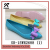 bowknot plastic high heels shoes cheap plastic shoes plastic jelly shoes women