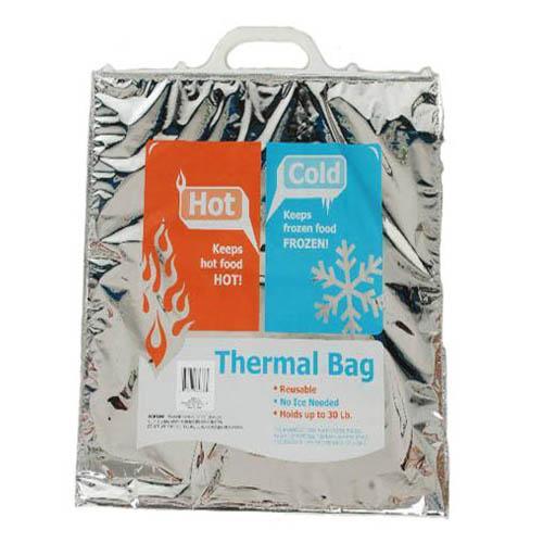 Sacos de entrega de alimentos isolados térmicos quentes descartáveis