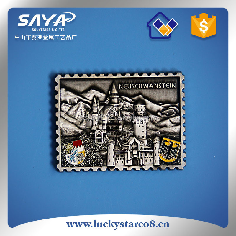 Chinese goods wholesales Prague Souvenir Magnet buy direct from china manufacturer