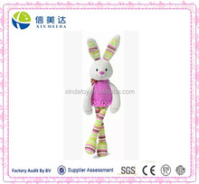 Plush Cute Easter Bunny Soft Toy