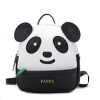 Amazon Hot Sale Fancy Cartoon Animal Panda Bag Kids Backpack for Toddler