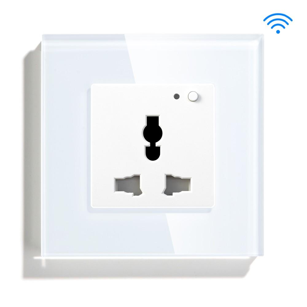 Tuya Smart Plug Eu Steckdose Wifi Smart Socket Alexa Google