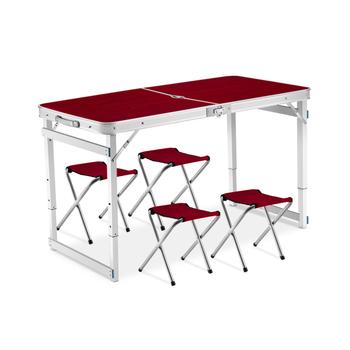 mesa Mesa Y Dubai En Conjunto De Aluminio Plegable mesa Aluminio Portátil Silla Dubai Buy VMpSUz