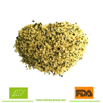new crop organic hulled hemp seeds