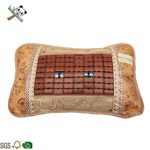 High quality chinese miracle new bamboo bed rest pillow