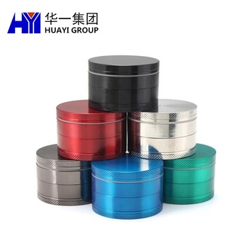 Custom Fabrication 4 Layer Weed Accessories Herb Grinder